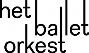 Logo Het Balletorkest - zwart